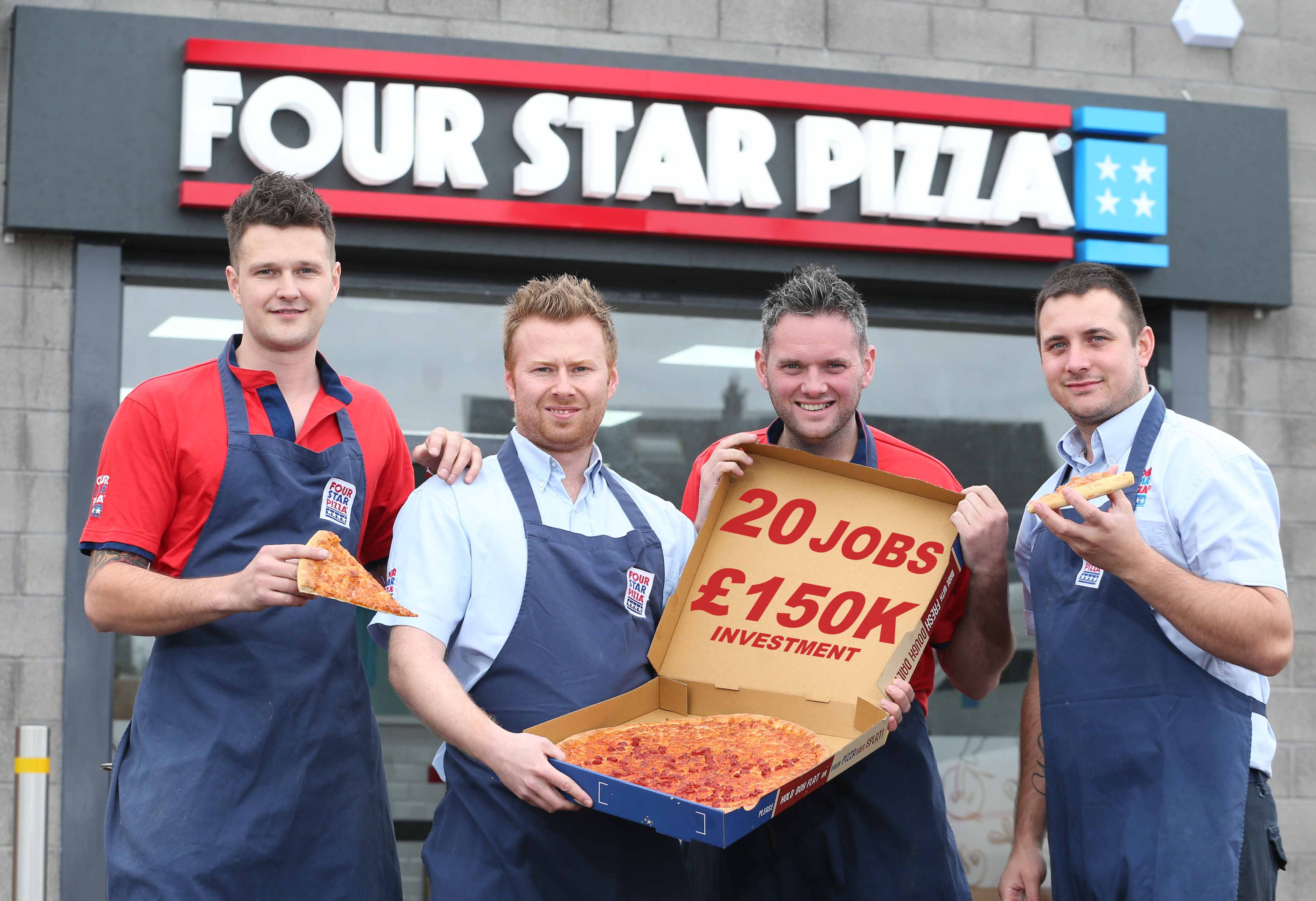 Four Star Pizza Pic 1 Ulster Life Interiors Magazine